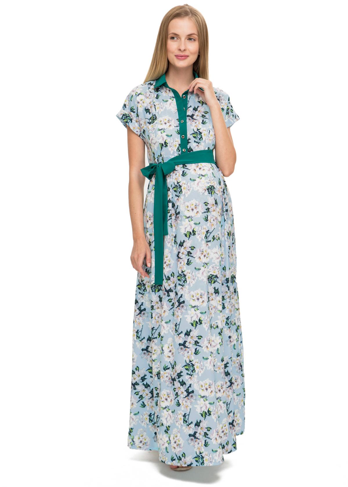 Платье-сарафан для беременной